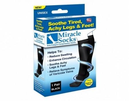 sosete compresie Miracle Socks