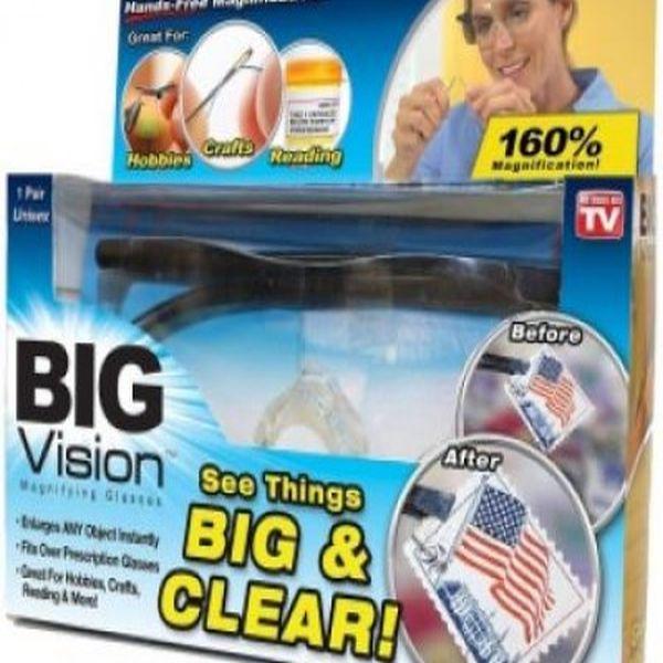 ochelari de marire Big Vision