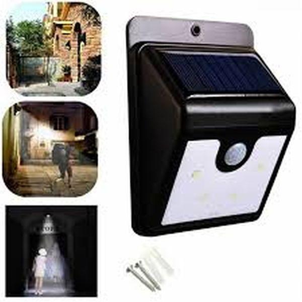 lampa externa cu senzor miscare