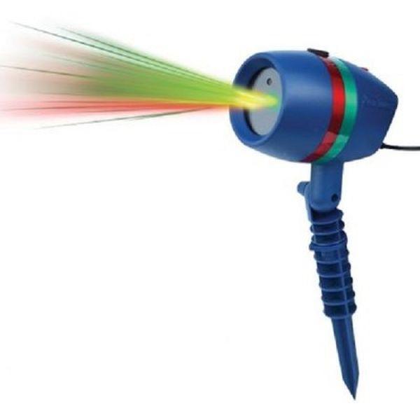 Proiector laser cu lumini, exterior/ interior, multicolor