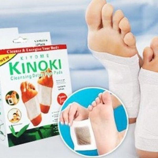 Set 50 de plasturi Kinoki