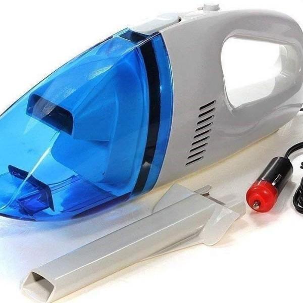 aspirator auto albastru