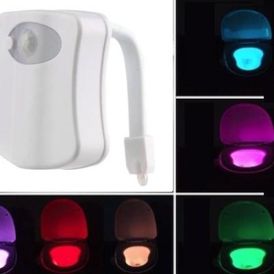 lampa cu led pentru toaleta