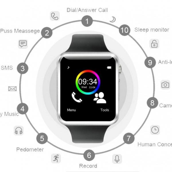 Smartwatch A 1000 Pro