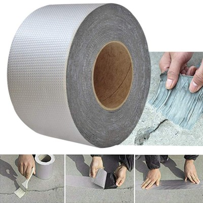 Banda adeziva izolatoare din aluminiu, 10 cm x 5 m