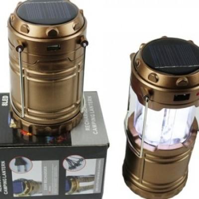 lampa solara reincarcabila
