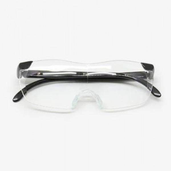 ochelari cu lentila lupa