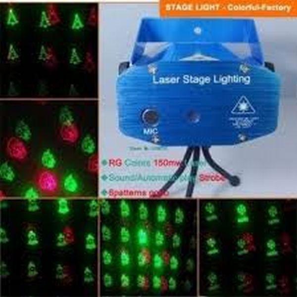 proiector laser cu muzica