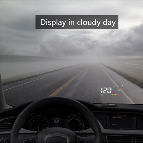 proiector auto display pt ceata