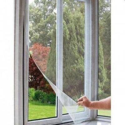 Perdea magnetica anti insecte  Magic Mesh, pentru fereastra, set 2 bucati
