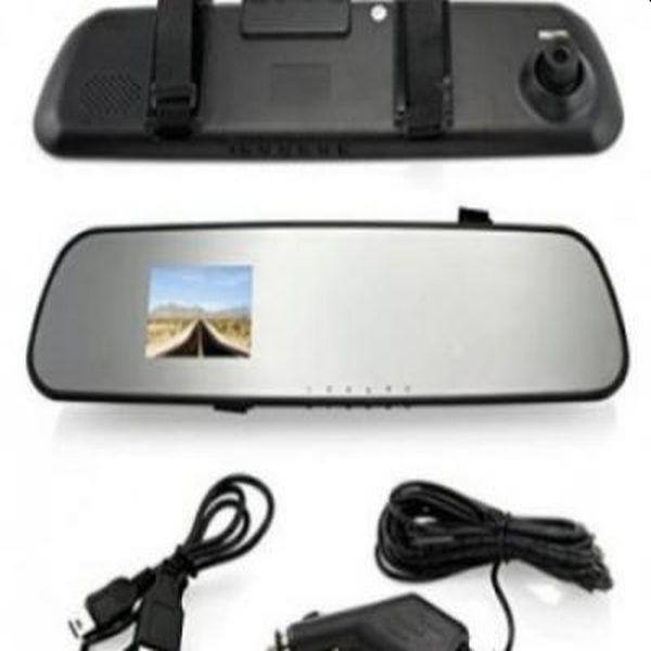 Oglinda retrovizoare cu camera foto/video HD
