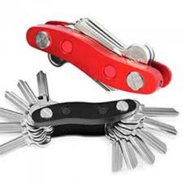 Suport de chei tip briceag Clever Key, cel mai simplu mod de a pastra cheile