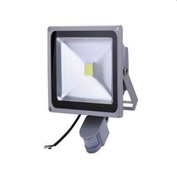 Proiector LED 10W, senzor de miscare, de exterior/interior