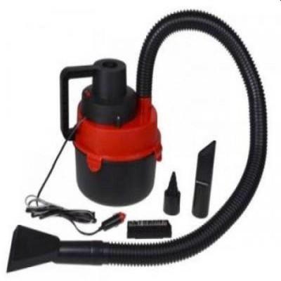 Aspirator auto umed si uscat, cu putere mare de aspirare si functie de pompa de aer