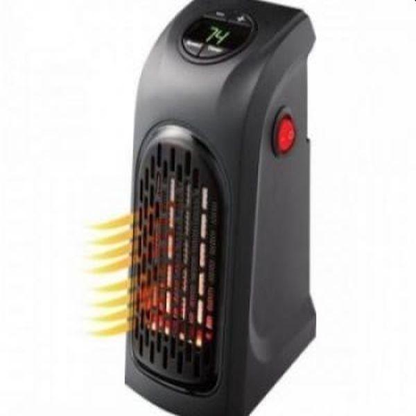 Aeroterma portabila Handy Heater cu termostat, conectare direct la priza, consum redus de energie