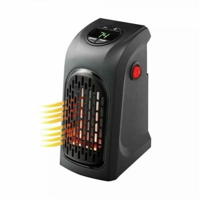Aeroterma portabila cu termostat, consum redus de energie