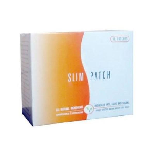Plasturi de slabit Slim Patch, topeste grasimea cu ingrediente naturale, accelereaza metabolismul