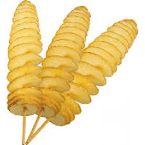 Aparat de spiralat  cartofi, mere, legume, curata si spiraleaza!