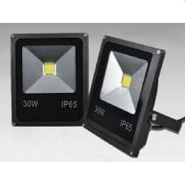 Proiector LED COB, 30W, pentru exterior, fara senzor miscare