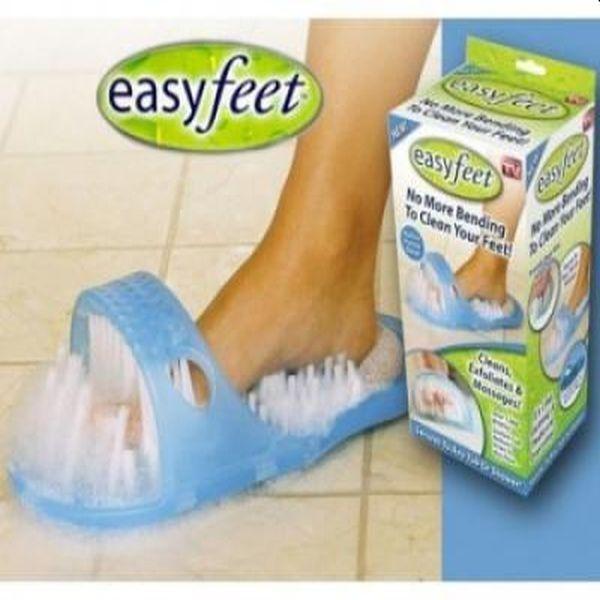 EasyFeet, papuc pentru masajul si curatarea calcaielor