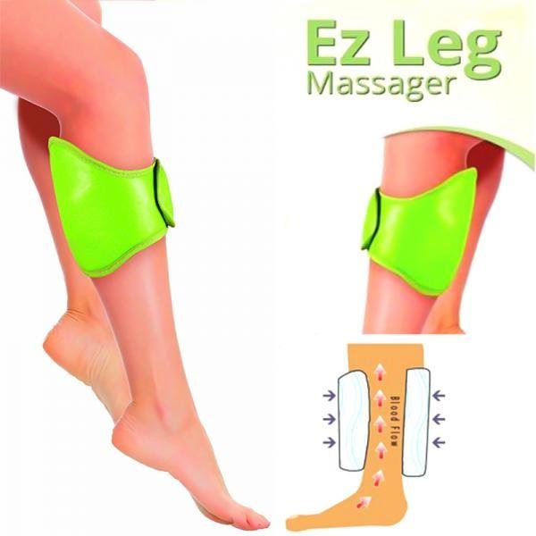 Centura de masaj pentru picioare umflate si dureroase
