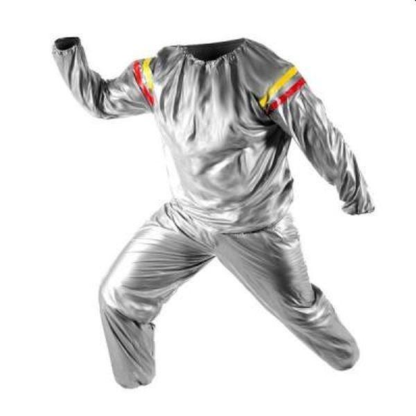 Costum de sauna care te ajuta sa transpiri intens