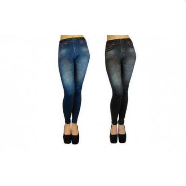 Colanti slim jeans, foarte comozi si trendy, modeleaza corpul