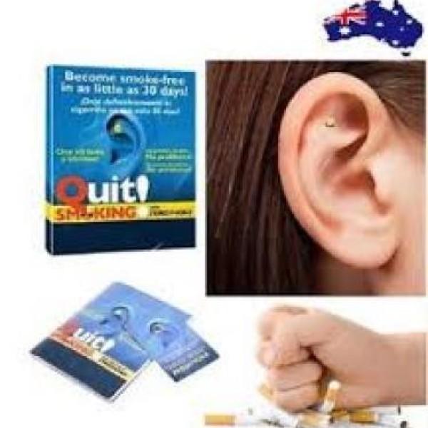 Magneti antifumat pentru ureche, Zero Smoke, eficienta maxima