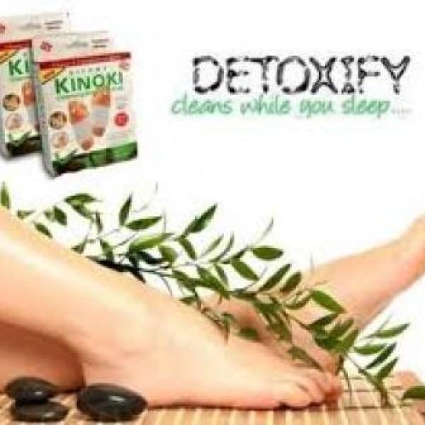 Plasturi homeopati Kinoki, set 2 cutii, elimina toxinele