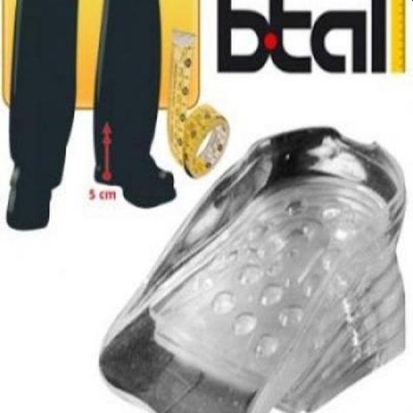 B-Tall Branturi inaltatoare pentru pantofi, sandale, adidasi, din silicon flexibil, foarte confortabile
