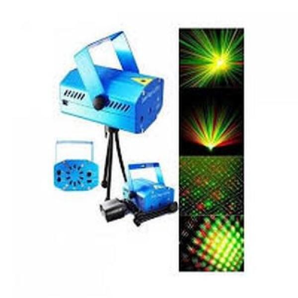 Proiector laser pentru Craciun, cu artficii si stelute