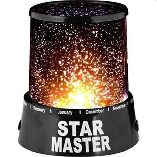 Proiector led cu stele, lampa de veghe pentru copii Star Master