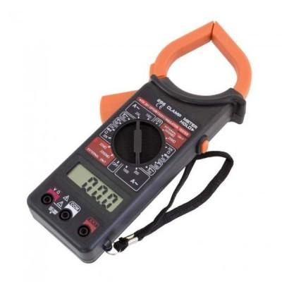 Ampermetru digital masoara curentul fara contact cu firele electrice