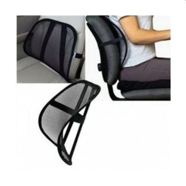 Set 2 perne suport lombar pentru scaun birou sau masina