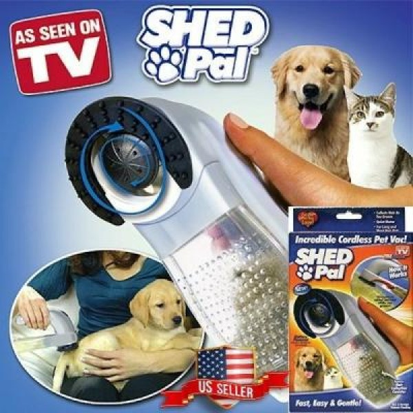 Aparat pentru curatare par de animale, Shed Pal