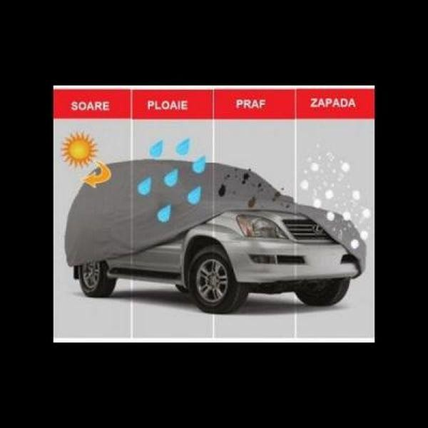 Prelata auto 4x4 pentru Jeep, SUV, impermeabila