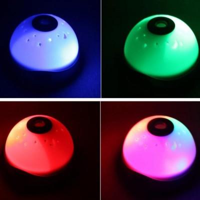 Ceas digital lampa de veghe cu proiectie ora si stele