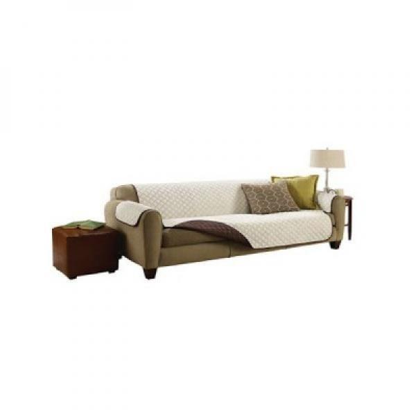 Husa canapea mica, material de calitate, protejeaza de pete