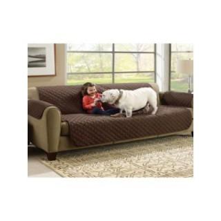 Husa canapea 2 locuri, material de calitate, protejeaza de pete