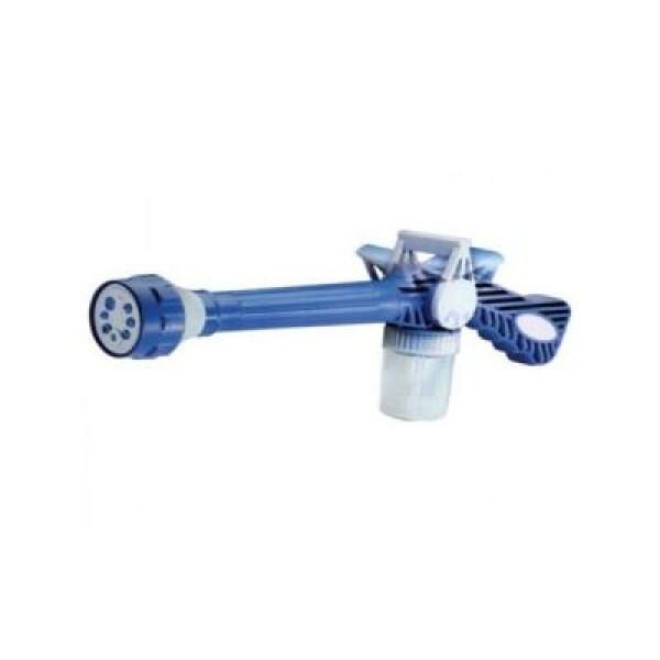 Pistol de apa sub presiune pentru gradina, cu rezervor,