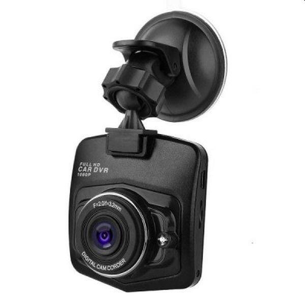 Camera video auto cu senzor de miscare, USB, baterie proprie