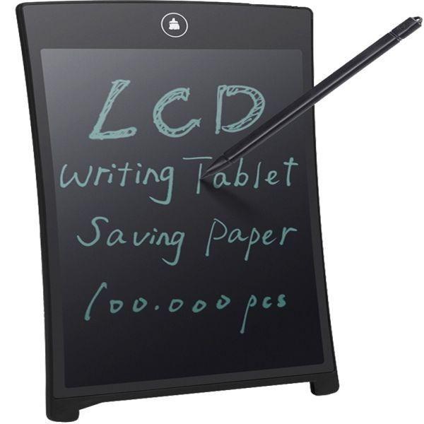 Tableta LCD pentru scris si desenat, stilou inclus, economisesti multa hartie!