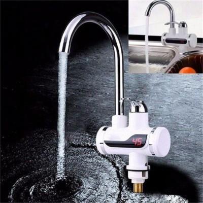 Robinet electric cu afisaj ,instant pentru apa calda
