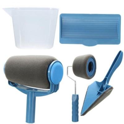 Trafalet Paint Roller, cu rezervor, cu spatula pentru colturi