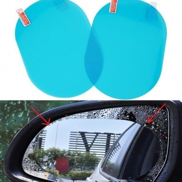 Folie protectie pentru oglinzi, anti-ceata si depunere apa