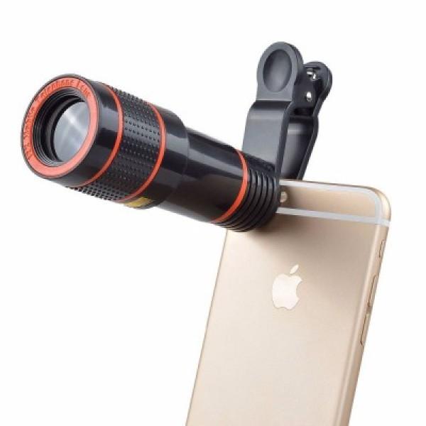 Set de 3 lentile foto pentru telefon