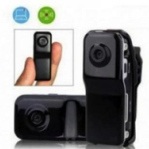 Camera video spion, minuscula, cu senzor de voce