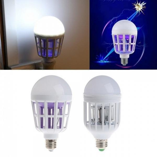 Lampa anti insecte, elimina tantarii din camera