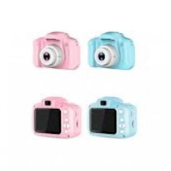Camera foto-video digitala pentru copii, camera 3 MP, ecran 2 inch