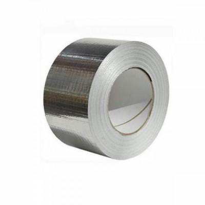 Banda adeziva izolatoare din aluminiu, 5 cm x 5 m